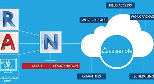 Connecting Assemble, Navisworks, and BIM 360 to Deliver Integrated Construction Project Review Workflows