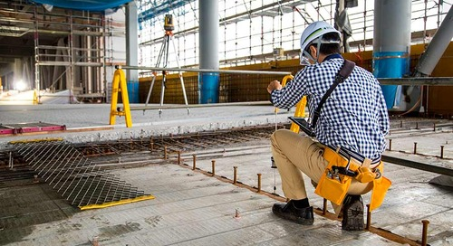 Increase Productivity for Site Layout and QA with Robotic Total Stations