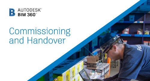 [Workflow Guide] Commissioning and Handover
