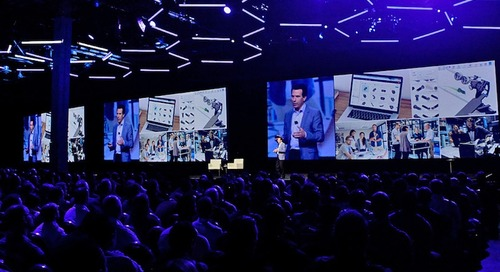 10 Reasons Not To Miss Connect & Construct and Autodesk University 2017!