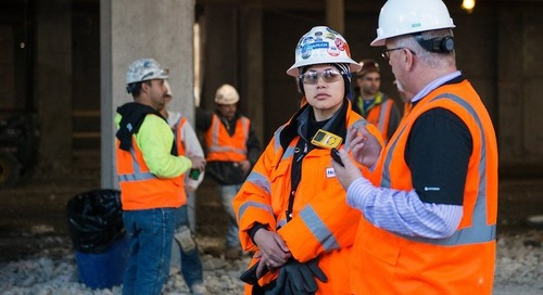 70% See Labor Shortage; Construction Training & Technology Can Help