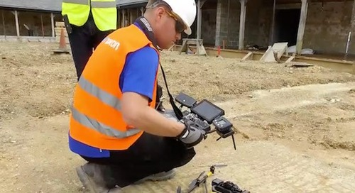 Beginner's Guide to Using Drones for Construction Management
