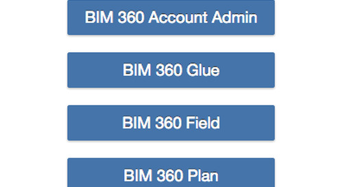 BIM 360 HQ - your unified BIM 360 hub