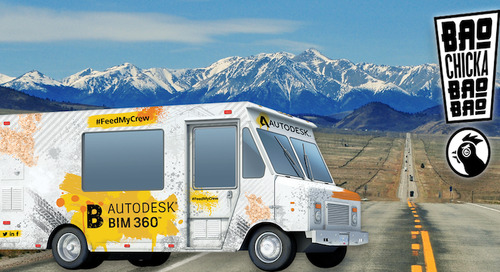 Hungry, Denver? The BIM 360 Food Truck is on the Way!