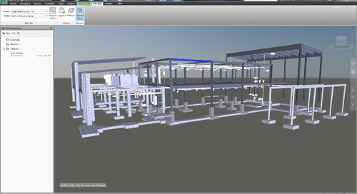 BIM 360 Glue + Navisworks 2017: Reinforcing Construction Collaboration