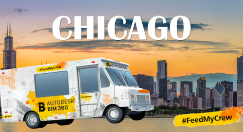 Hey Chicago -- the BIM 360 Food Truck is Headed Your Way!