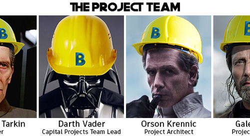 Rogue One: The Empire's 6 Steps to Construction Project Management Success