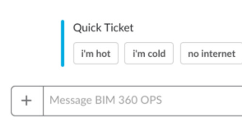 Are You Slackers? BIM 360 Ops for Slack