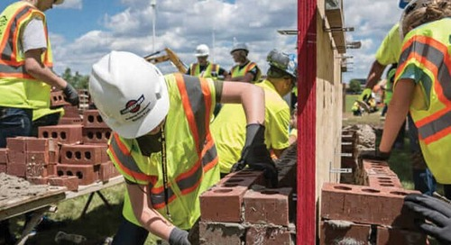 Miron Forges the Way for a New Generation of Women in Construction