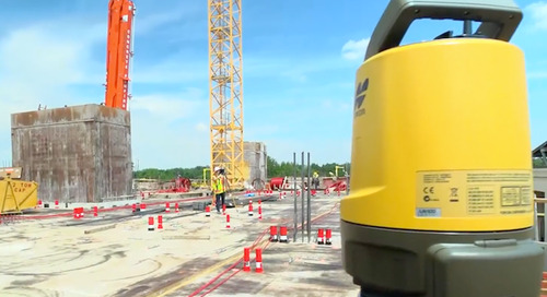 Survey and Site Layout with Robotic Total Stations