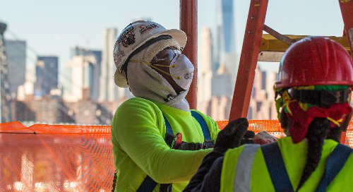 New Survey Shows Construction Industry Poised for Recovery