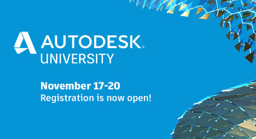 [Blog] Register for Autodesk University 2020: Experience the Future of Construction Virtually