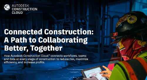 [eBook] Connected Construction: A Better Way to Build, Together