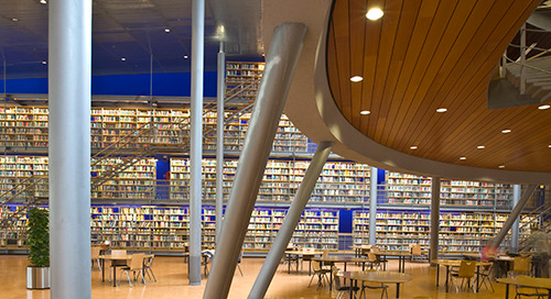 Academic Libraries in Eastern Europe and Central Asia: One Librarian's Perspective
