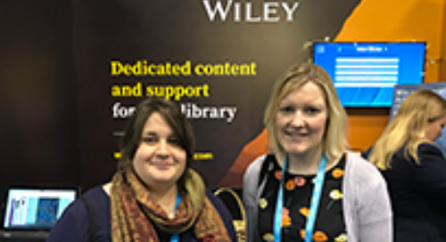Early Career Librarians Tell Us About Their UKSG Experiences