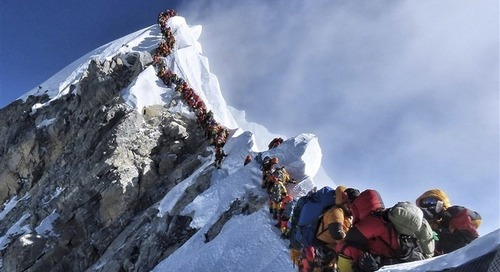 What Digital Archives Reveal About the History of Everest