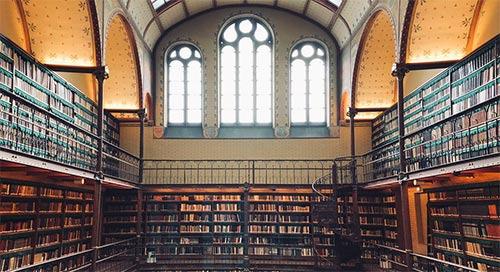 图书馆简史