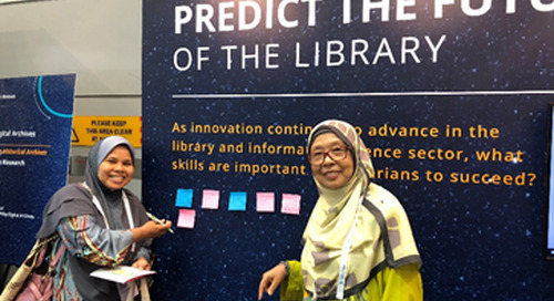 Librarians Speak Up: Surprising Skills Necessary for the Changing Landscape