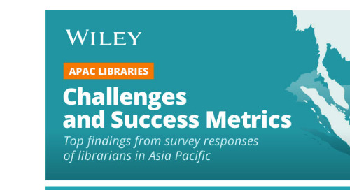 Infographic: Insights on Librarian Challenges & Success Metrics in Asia Pacific