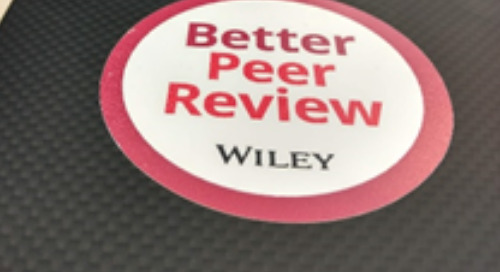 Taking Steps Towards Higher Quality in Peer Review: Our Better Peer Review Self-Assessment