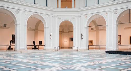新兴的博物馆研究人员支持一个受到COVID-19重创的职业