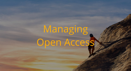 Editorial Office Guidelines: Managing Open Access