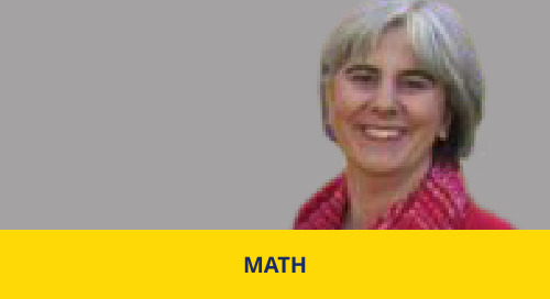 Teach Math the Old-Fashioned Way in an Online Environment