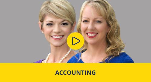 把你的会计课程搬到网上