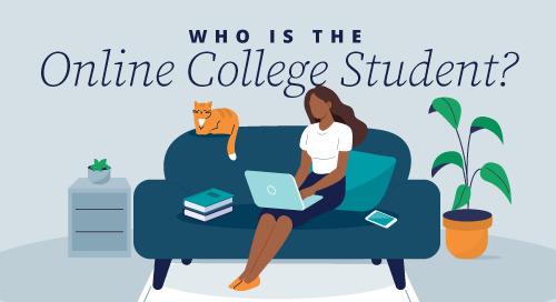 谁是网上大学生?