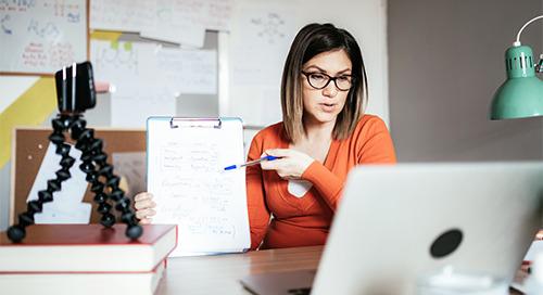 如何解决教师对在线教育的担忧