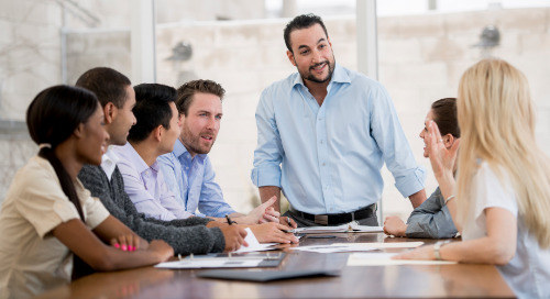 The Five Leadership Practices That Improve Sales Success
