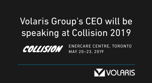 Volaris CEO Speaking at Collision 2019
