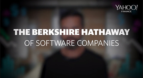 Yahoo Finance Compares Constellation Software to Berkshire Hathaway