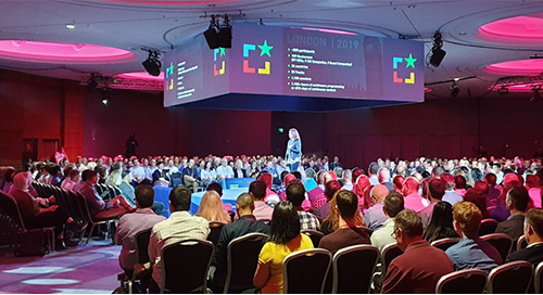 What You Can Learn from Bringing Together 600 Employees From 100+ Businesses