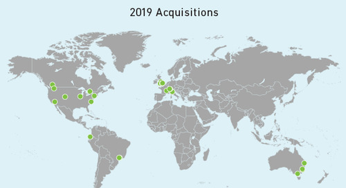 2019 End of Year Acquisition Update