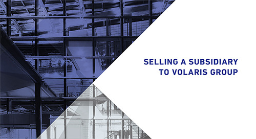 Selling a Subsidiary to Volaris