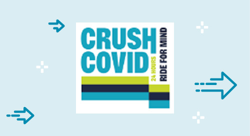 Volaris Group Supports Mental Health with Donation to CRUSH COVID: Ride for the Mind