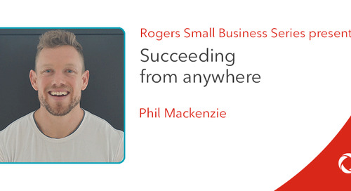 Phil Mackenzie's top tips for success anywhere in the world