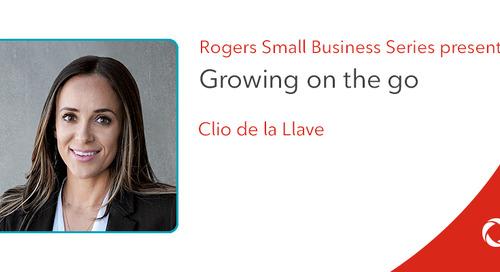 Clio de la Llave's top tips for working remotely