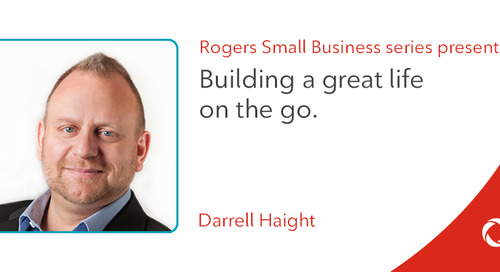 Darrell Haight's top tips for building a great life on the go