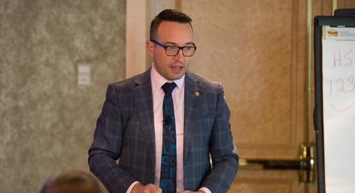 Spotlight: Shane Gibson of Sales Academy