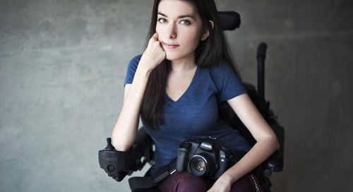 Is it accessible? Spotlight on Maayan Ziv