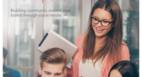 Get Engaged: Building community around your brand through social media
