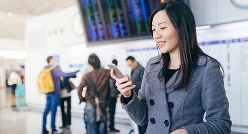 Four quick tips for better business travel with your wireless device