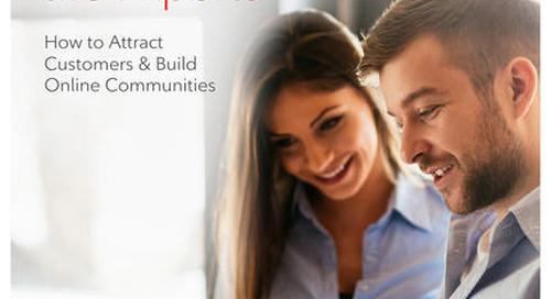 How To Attract Customers & Build Online Communities