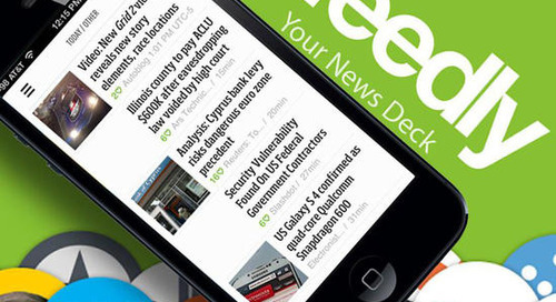 Feedly | iOS, Android | Free