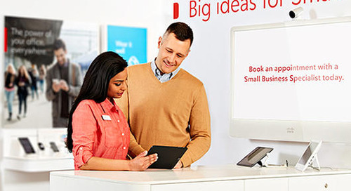 Celebrate Small-Business Month at Rogers Small Business Centres