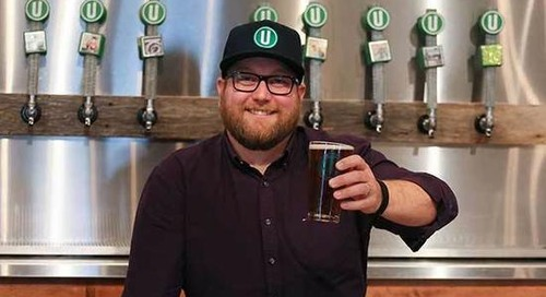 Small-business profile: Upstreet Craft Brewing