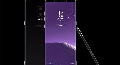 Introducing the Samsung Galaxy Note 8