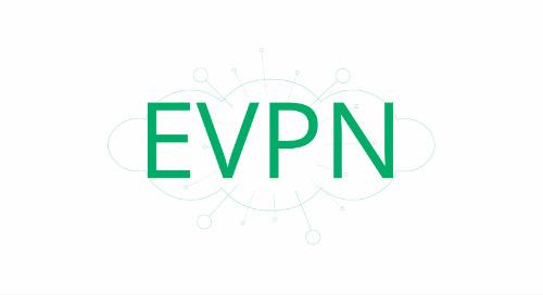 EVPN on the host for multi-tenancy